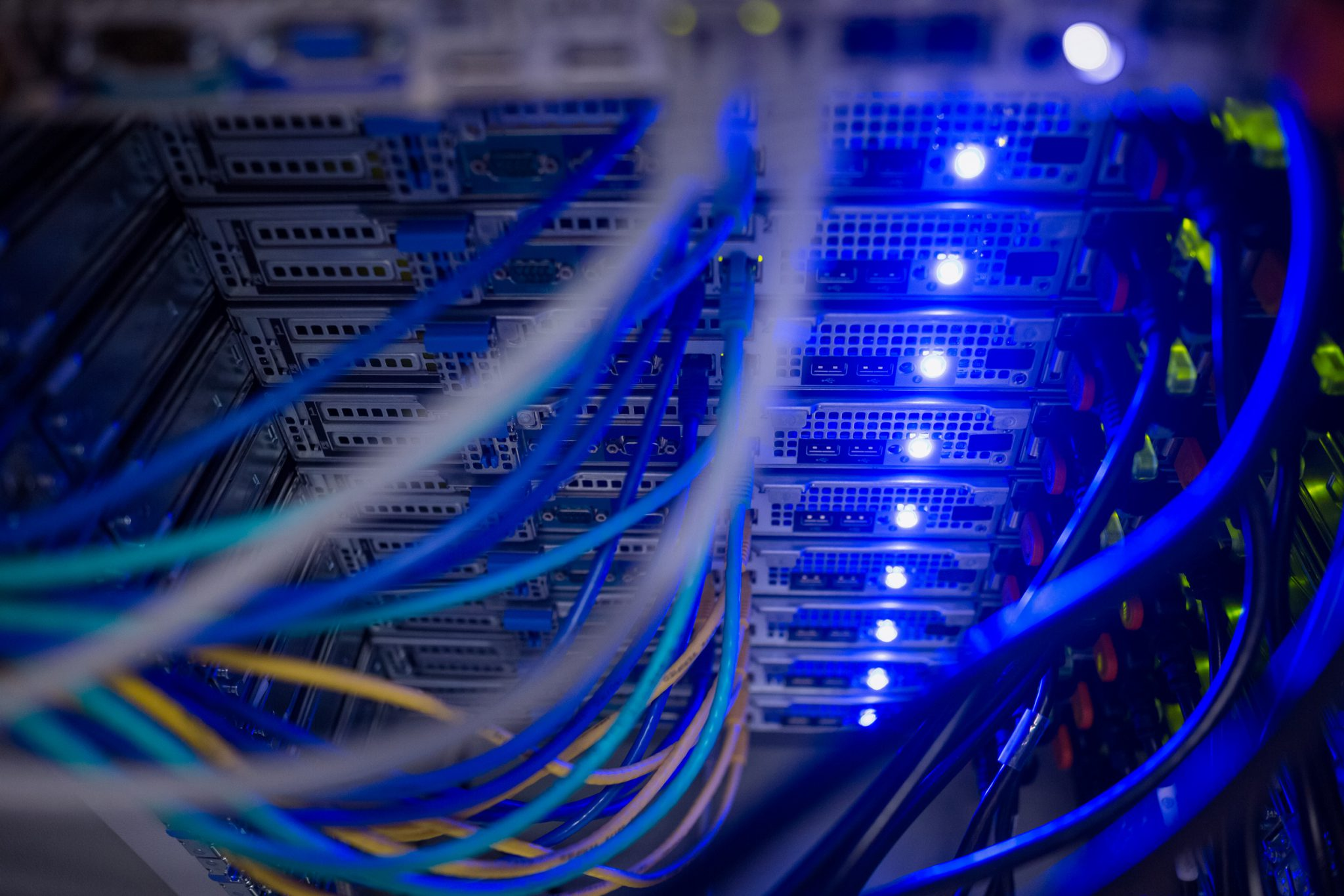 OLMA & Inovace serverové infrastruktury | ORBIT