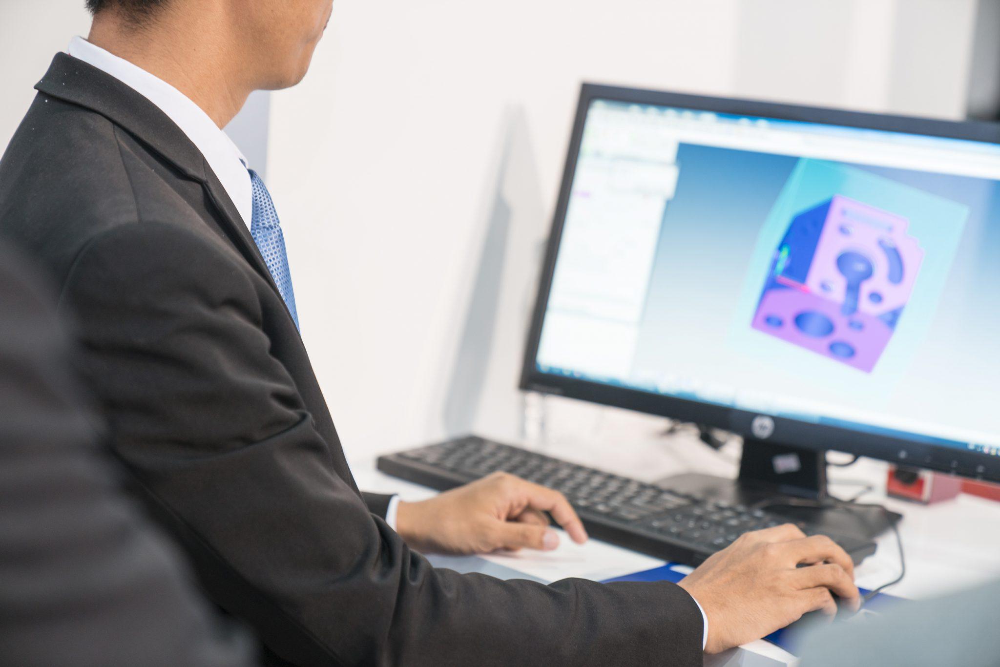 Meopta & Virtualizace 3D CAD prostředí | ORBIT