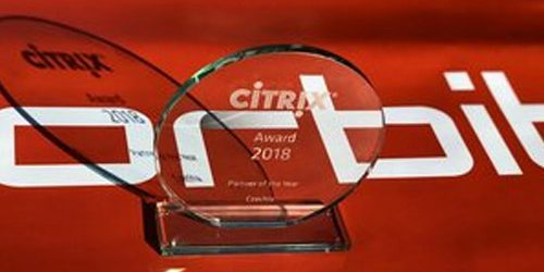 Citrix partner 2018 | ORBIT