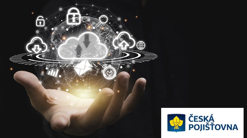 Česká pojišťovna: Centrální doručování aplikací
