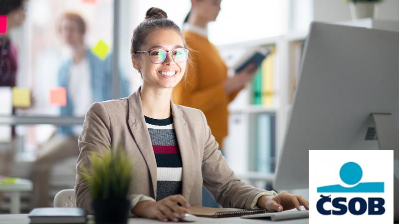 ČSOB: Jak vybudovat flexible workspace atěžit zněj