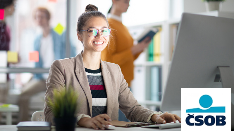 ČSOB & Flexible workplace | ORBIT