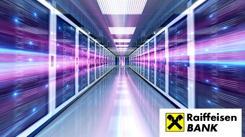 Raiffeisenbank: Koncepce konsolidace avirtualizace IT