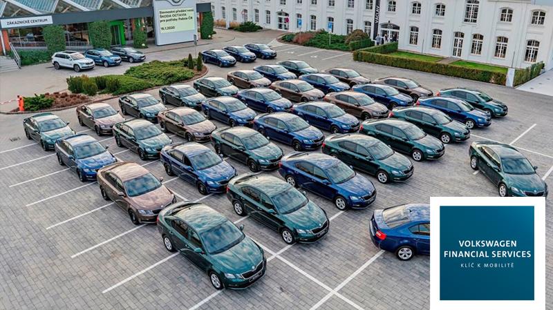 Volkswagen financial services: Jak naplánovat apřestěhovat DC