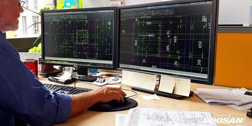 Doosan Lentjes & Virtualizace CAD prostředí | ORBIT