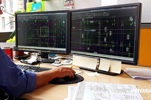 Doosan Lentjes & Virtualizace CAD prostředí   ORBIT