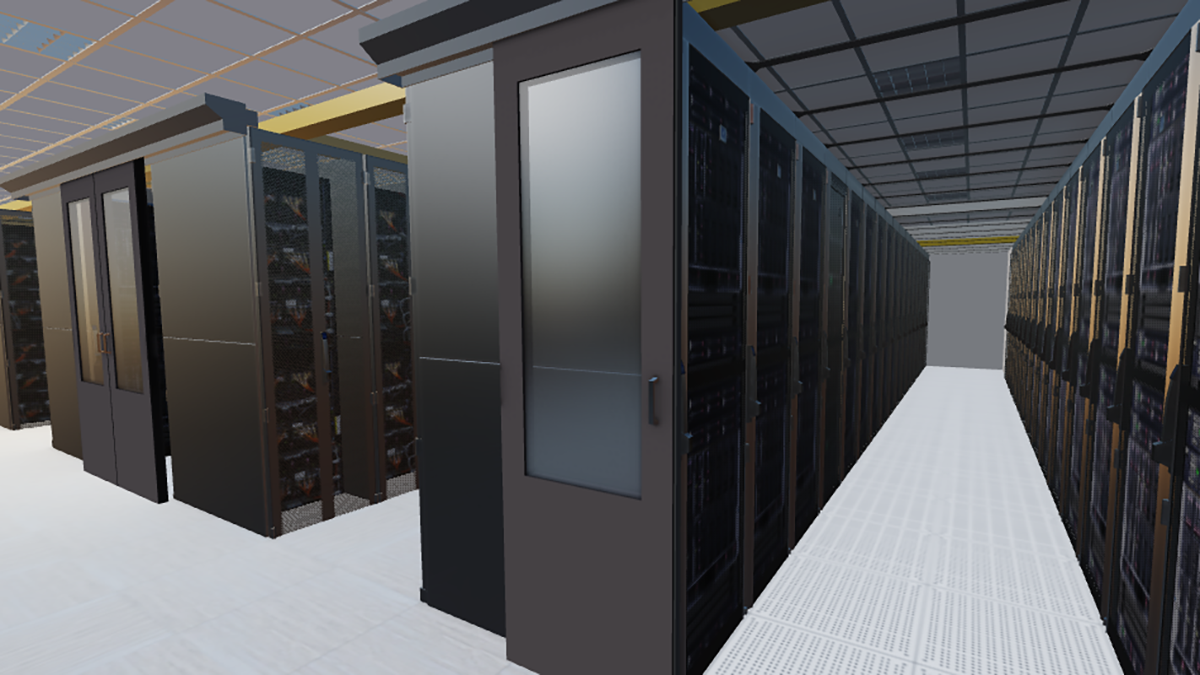 O2 & Konsolidace Network datacentra | ORBIT