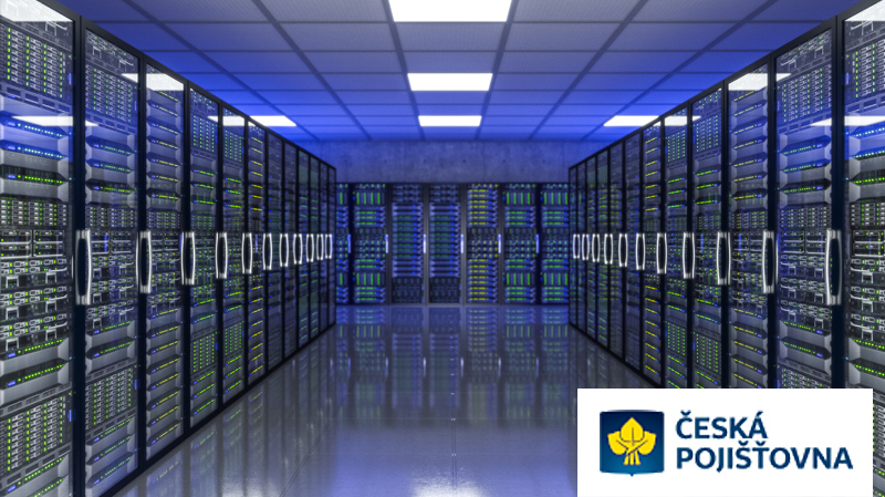 Česká pojišťovna & Stěhování datového centra | ORBIT