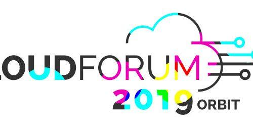 Cloud Forum 2019   ORBIT