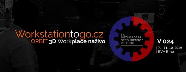 """Unikátní řešení """"Workstation to go"""" obohatí MSV 2019"""