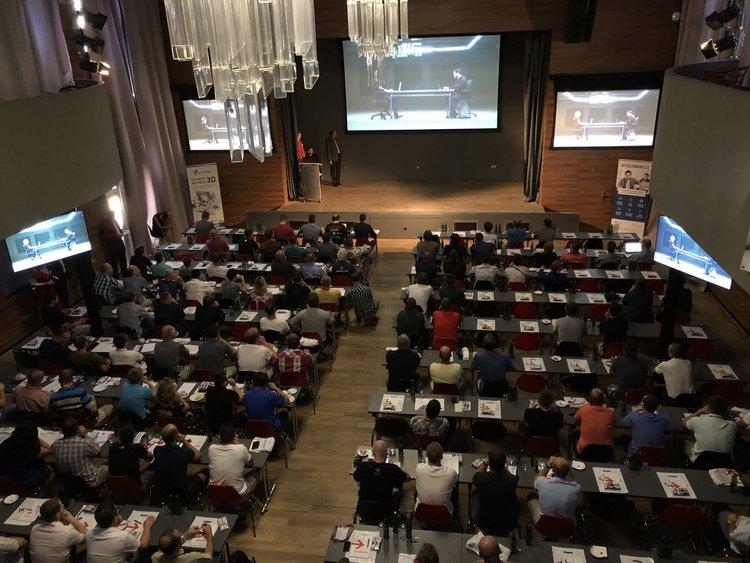 SolidDays 2019: Jak jsme obstáli vzátěžovém testu