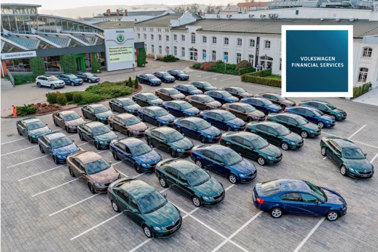 Volkswagen Financial Services: Jak naplánovat apřestěhovat DC?
