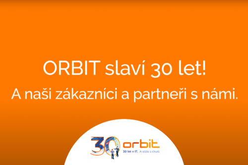 30 let náhled | ORBIT